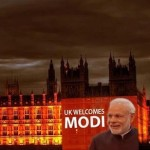 UK Welcomes Modi
