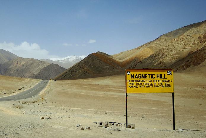 Magnetic Land