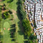 Epic Photographs Captured Using A Drone Differentiate Between Rich And Poor