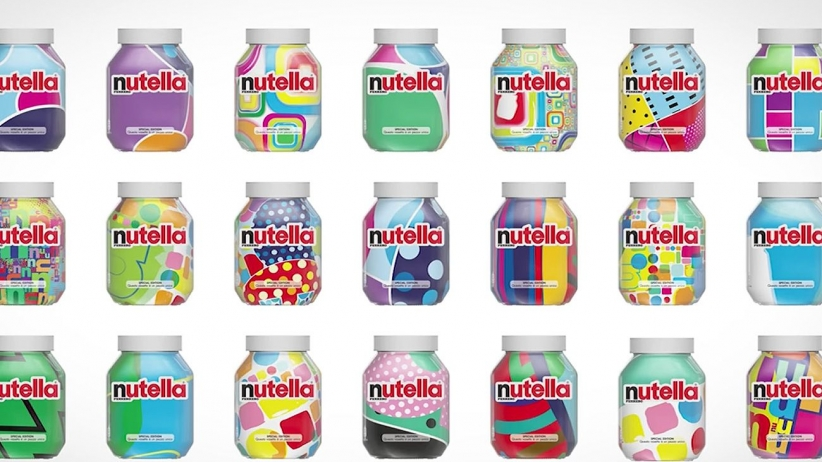 Nutella Designs