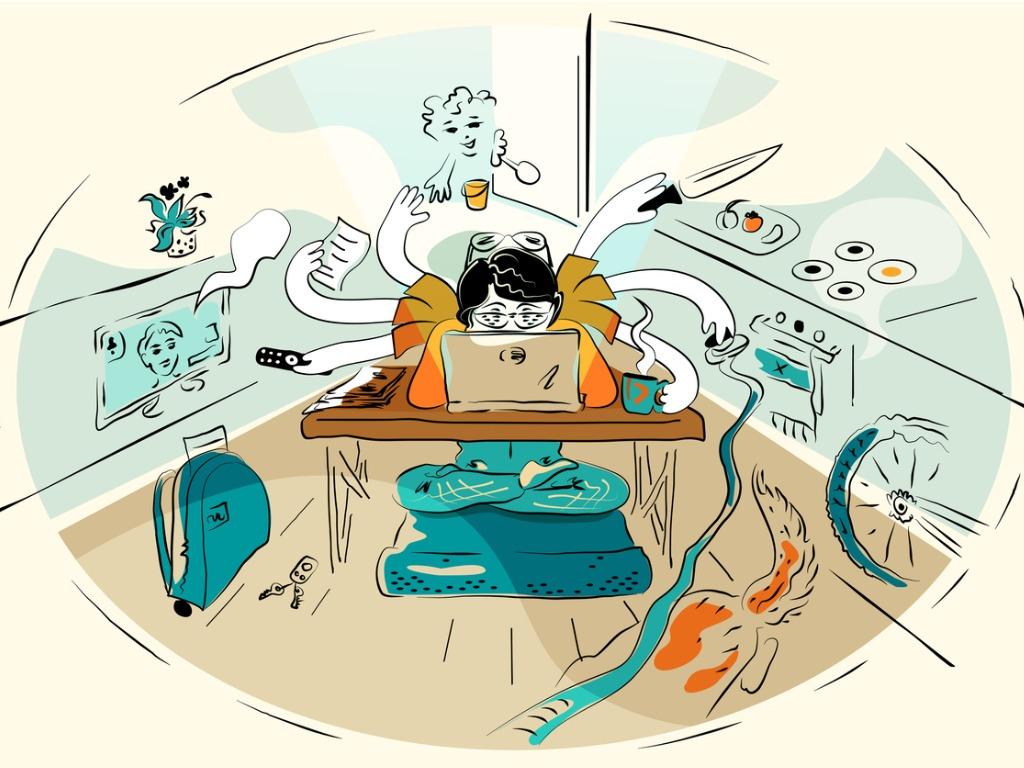 Work Life Balance and the Myth