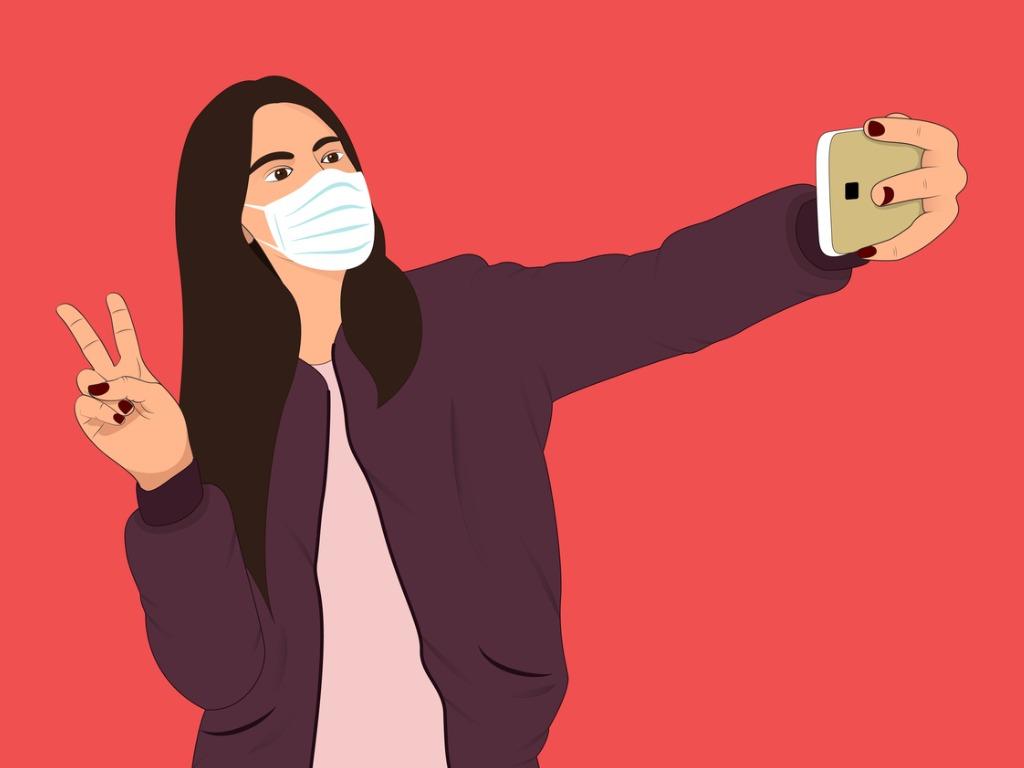 Selfies are self-love